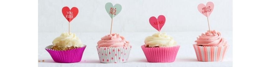 Décors gâteaux & cupcakes