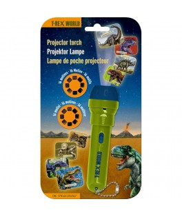 Lampe de poche projecteur T. Rex
