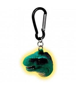 Porte cles lumineux T. Rex