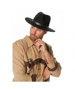 Chapeau de Cowboy feutre noir