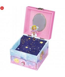 Boîte musicale à bijoux Princess Lillifee