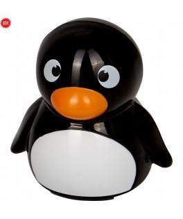 Pingouin de Noël dandinant