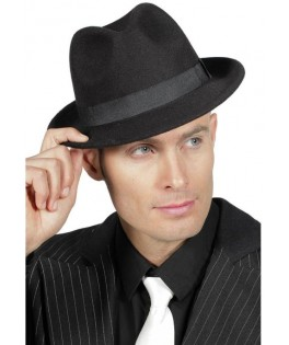 Chapeau Borsalino Feutrine noir