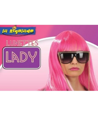 Lunettes Lady G