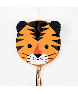 Pinata Tigre Tropical