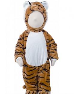 Déguisement Peluche Tigre