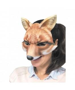 Masque Réaliste Renard