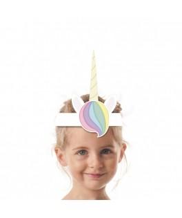 Coiffe Baby Licorne