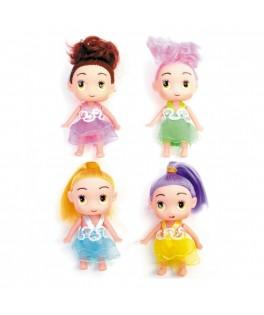 Mini poupée 7.5 cm