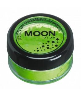 Maquillage pigment UV 3g vert intense