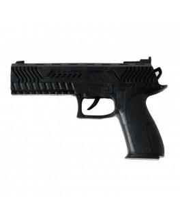 Pistolet de Policier Noir