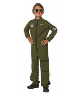 Déguisement de Pilote de jet garçon