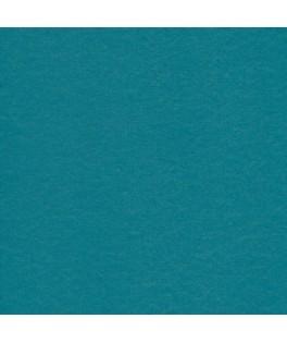 20 Serviettes uni bleu canard - 40 x 40 cm