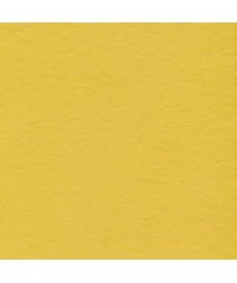 20 Serviettes uni jaune moutarde - 40 x 40 cm