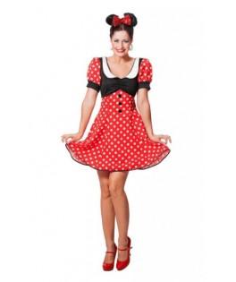 Déguisement Minnie Femme