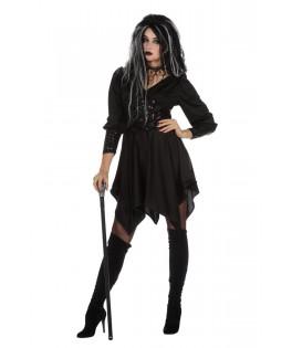 Déguisement Robe Ange Noir