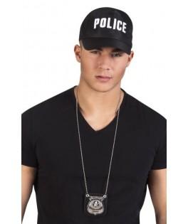 Collier Insigne de policier