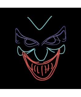 Led Mask Joker