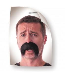 Moustache Keke noire