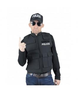 Gilet par balle de Policier adulte