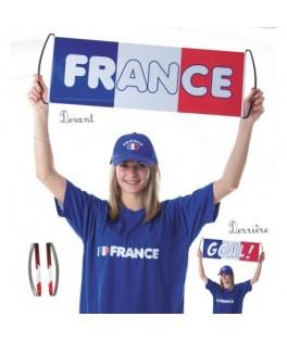 Bannière de supporter FRANCE