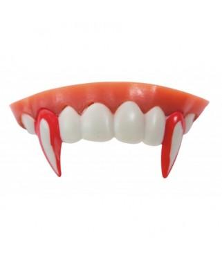 Dentier Vampire ensanglanté