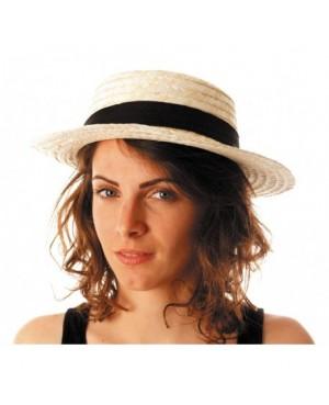 Chapeau de paille Guinguette