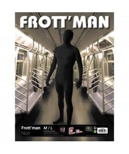 Déguisement Combinaison Frott'Man Noir