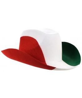 Chapeau Supporter Cowboy Italie