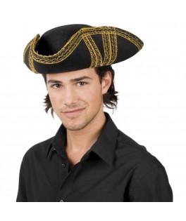 Chapeau Pirate Tricorne Amiral