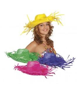 Chapeau Cowboy des Caraïbes