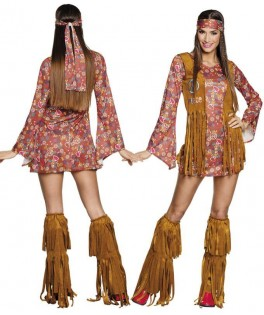 Deguisement Hippie Ottie
