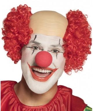 Perruque Clown Baldy