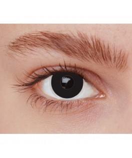 Lentilles fantaisie Iris noir