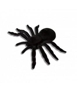 Araignée Mygale noire 20 cm