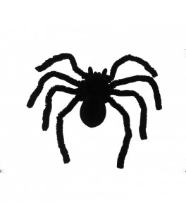 Araignée Mygale noire 46 cm