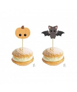 10 Pics à gâteaux Halloween