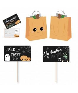 Kit Spécial Chasse aux bonbons Halloween