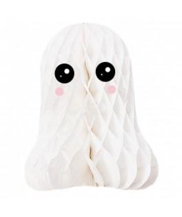 Fantôme alvéolé Halloween