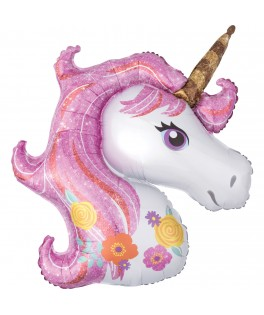 "Ballon Forme  ""Magical Unicorn"""