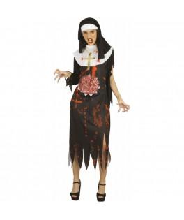 Déguisement Nonne Sanglante