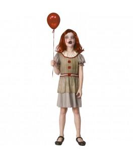 Déguisement Clownette terrifiante 7/9 ans