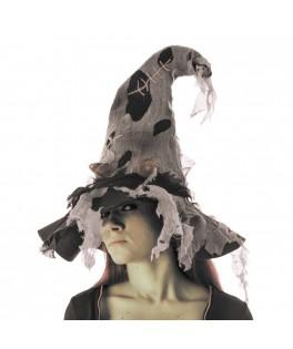 Chapeau de sorcière avec rat