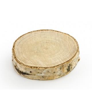Buche porte-noms en bois - 5,5 cm