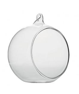 Boule de verre ouverte 8 cm