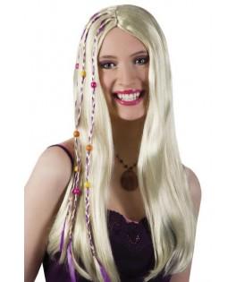 Perruque Hippie Happy Girl