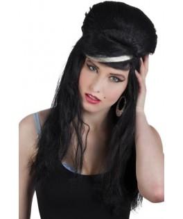 Perruque Amy noire