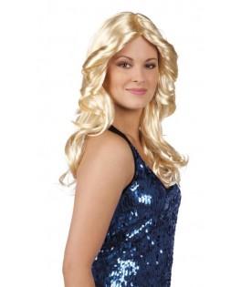 Perruque Poupée blonde