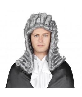 Perruque Juge grise