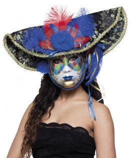 Masque de Venise Jester Deluxe